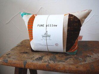 new!!  小さい船枕『FUNE』88の画像