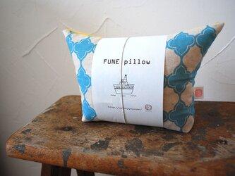 new!!  小さい船枕『FUNE』89の画像