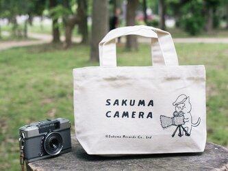 サクマカメラミニトート カメラマンサクマの画像