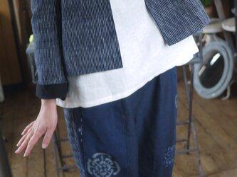 久留米絣二種のジャケットの画像