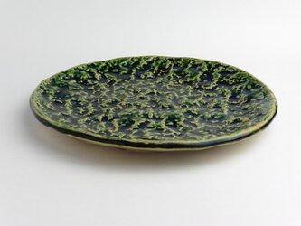 織部 石目皿の画像