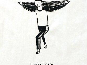 私は飛ぶことができます。の画像