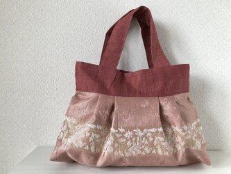 帯バッグ〜ピンク〜の画像