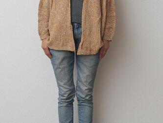 CA knit  tenohira cotton100の画像