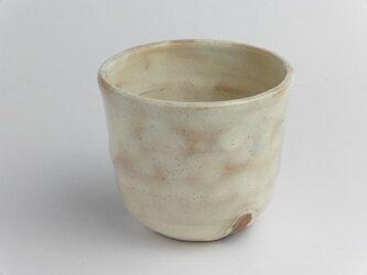 粉引 焼酎カップの画像