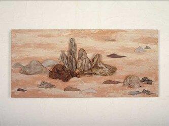 流木で描く山水画(L saiz) #16の画像