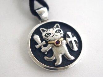 お守り猫 ペンダント PⅥの画像