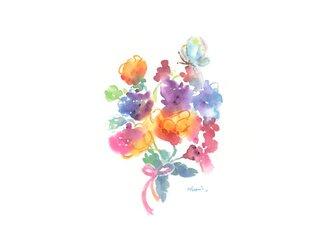 『初秋の、花束』の画像