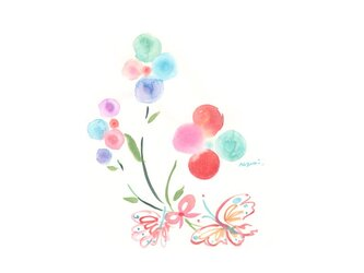 『sola と pink』の画像