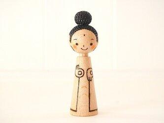 [conocokeshi]阿弥陀様*指人形・hand puppet[6]の画像