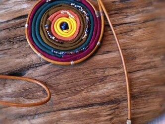 ic-nl-200 ぐるぐるネックレスの画像