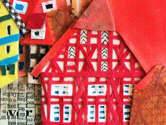 街  木組みの家の画像