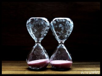砂時計*s--桜の画像