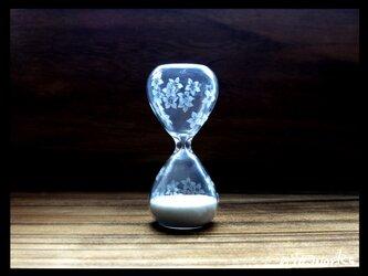 砂時計*s--小花の画像