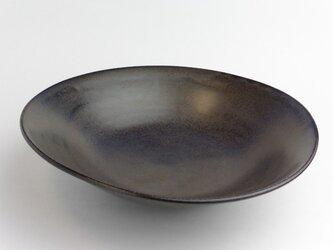 黒釉 鉢(大)の画像