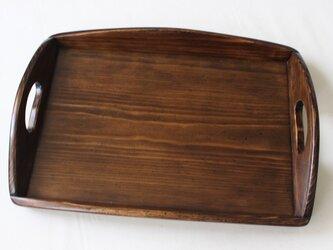 ウッドトレイ No.1834の画像