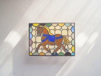 ウマのボックスランプの画像
