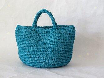 裂き編みバッグ(Lサイズ)の画像