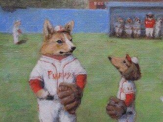 野球チーム・パピーズの画像