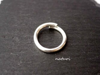 【luna】sv925 moon ring Ⅲの画像