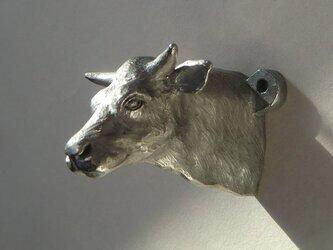 牛のフック(大)の画像
