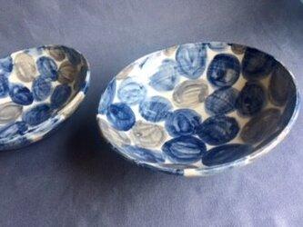 おおきな丸の大鉢皿の画像