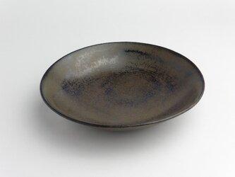 鉄釉 万能小皿の画像