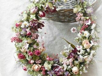 [S様専用作品]花咲く庭にての画像
