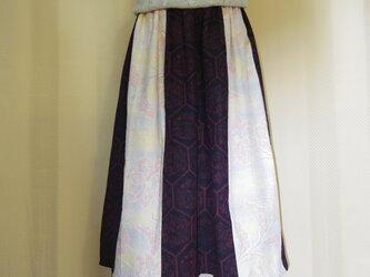 ギャザースカート 6962の画像