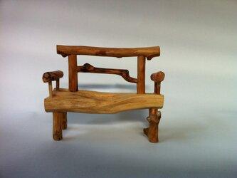 人形の椅子 Ⅶの画像
