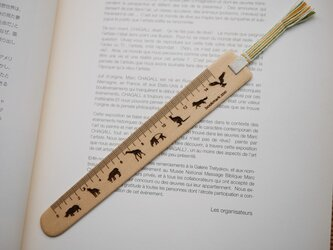 栞 bookmark:zoo longの画像