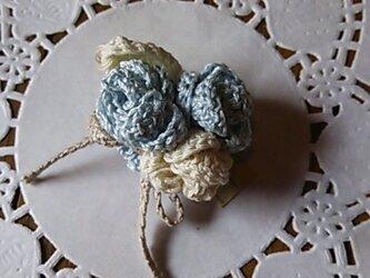 花*磁石の画像