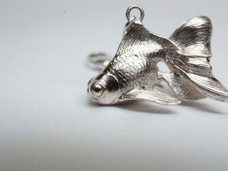 popeyed goldfish pendantの画像