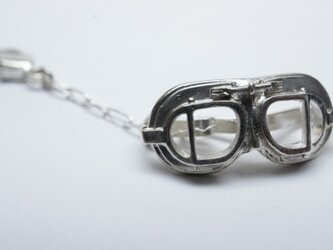 biker goggles pendantの画像