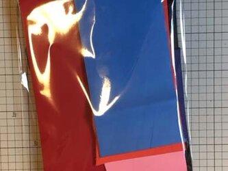 お買い得ハギレ皮革パック(はがき~A4サイズ)250gの画像