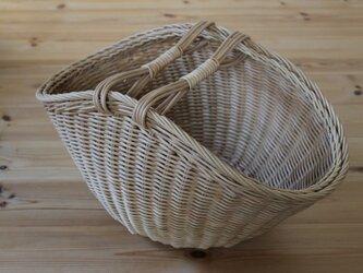 扇型バスケット(中)の画像