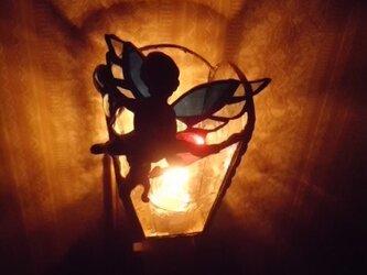 天使のお休みランプの画像