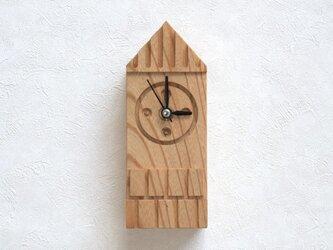 くら時計(小)の画像