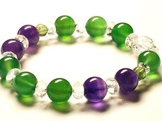 大天使ジョファエル Chakra Healing braceletの画像