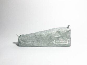 石材のようなペンケース Like a stone  (size:S) Concreteの画像