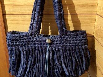 blue bagの画像