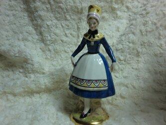 陶磁器人形 ~アズール~の画像