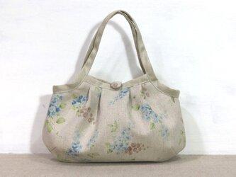 小さめグラニーバッグ「Lilas」の画像