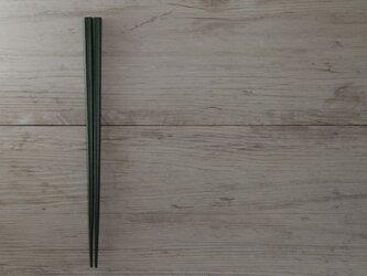 漆箸 -夏野菜シリーズ きゅうり-の画像