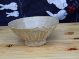 粉引の器 お茶わん[18May-7]《釉薬》の画像