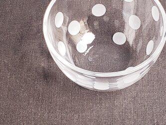 KIRIKOボウルミニ 水玉の画像