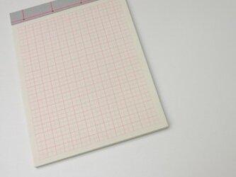 楚々 和綴じ帳Lサイズ 4色セットの画像