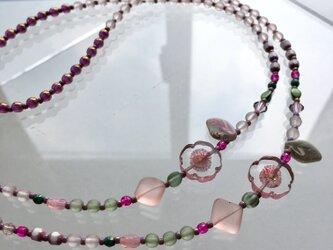 [再]bouquet ピンクの画像