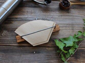 コーヒーフィルターホルダー サクラ古木の画像