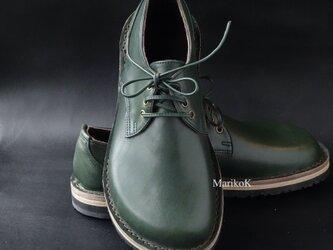 【オーダーメイド】革靴の画像
